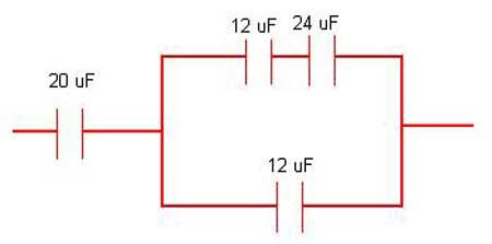 Rules For Combination Of Capacitors Lesson 15 10 Part 2 Physics Lessons Lesson Capacitors