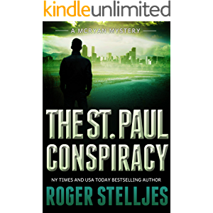 The St Paul Conspiracy A Compelling Crime Thriller Mac Mcryan Mystery Series Book Psychological Thrillers Mystery Series Mystery Thriller