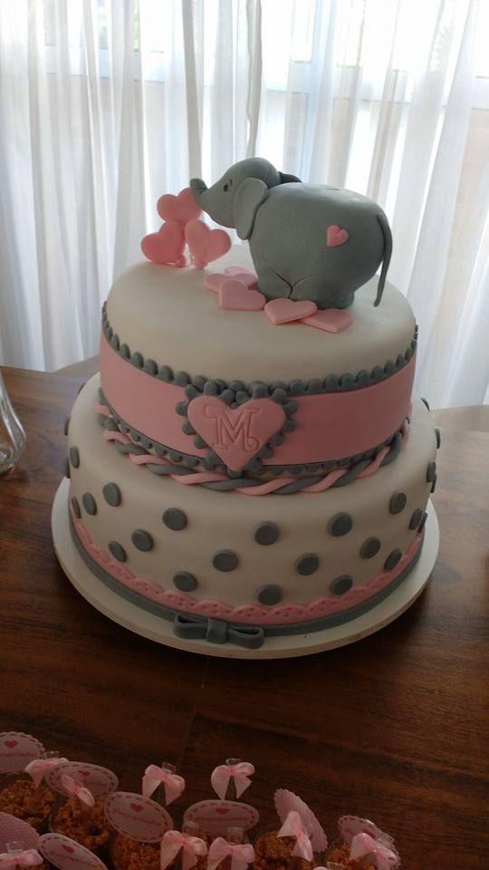 Resultado de imagem para bolo elefante elefantinho
