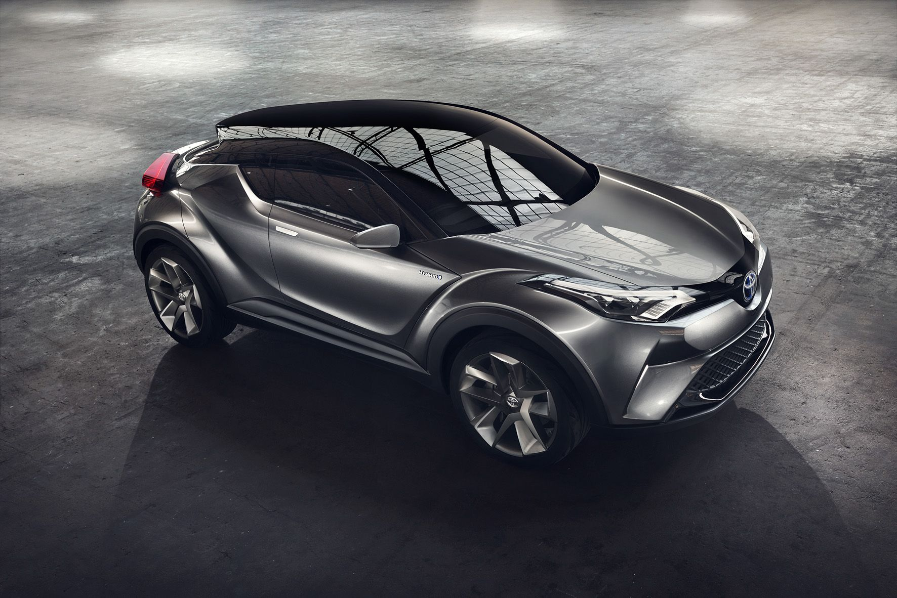 toyota c hr concept two design exterior and interior 2017 youtube toyota c hr pinterest toyota and cars