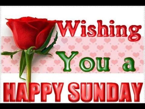 Good Morning Happy Sunday Wishes Quotes Greetings Sms Pictures