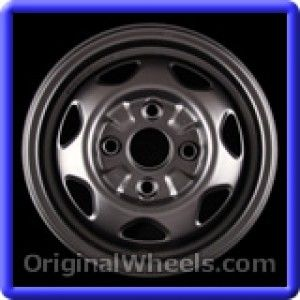 Chevrolet Metro 1998 Wheels Rims Hollander 60170 Chevrolet