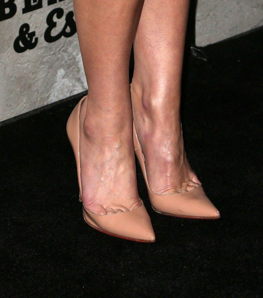 39c6fc0cdf4 Cheryl Burke: nude pumps and toe cleavage   High Heels!!