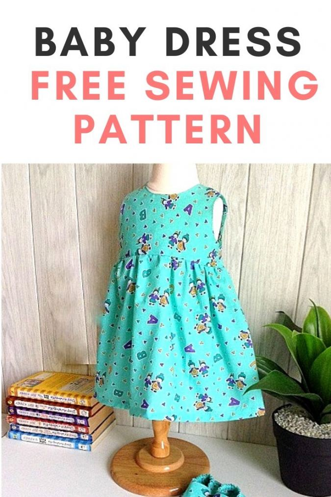 Baby Frock Sewing Tutorials : frock, sewing, tutorials, Small, Frock, Patterns