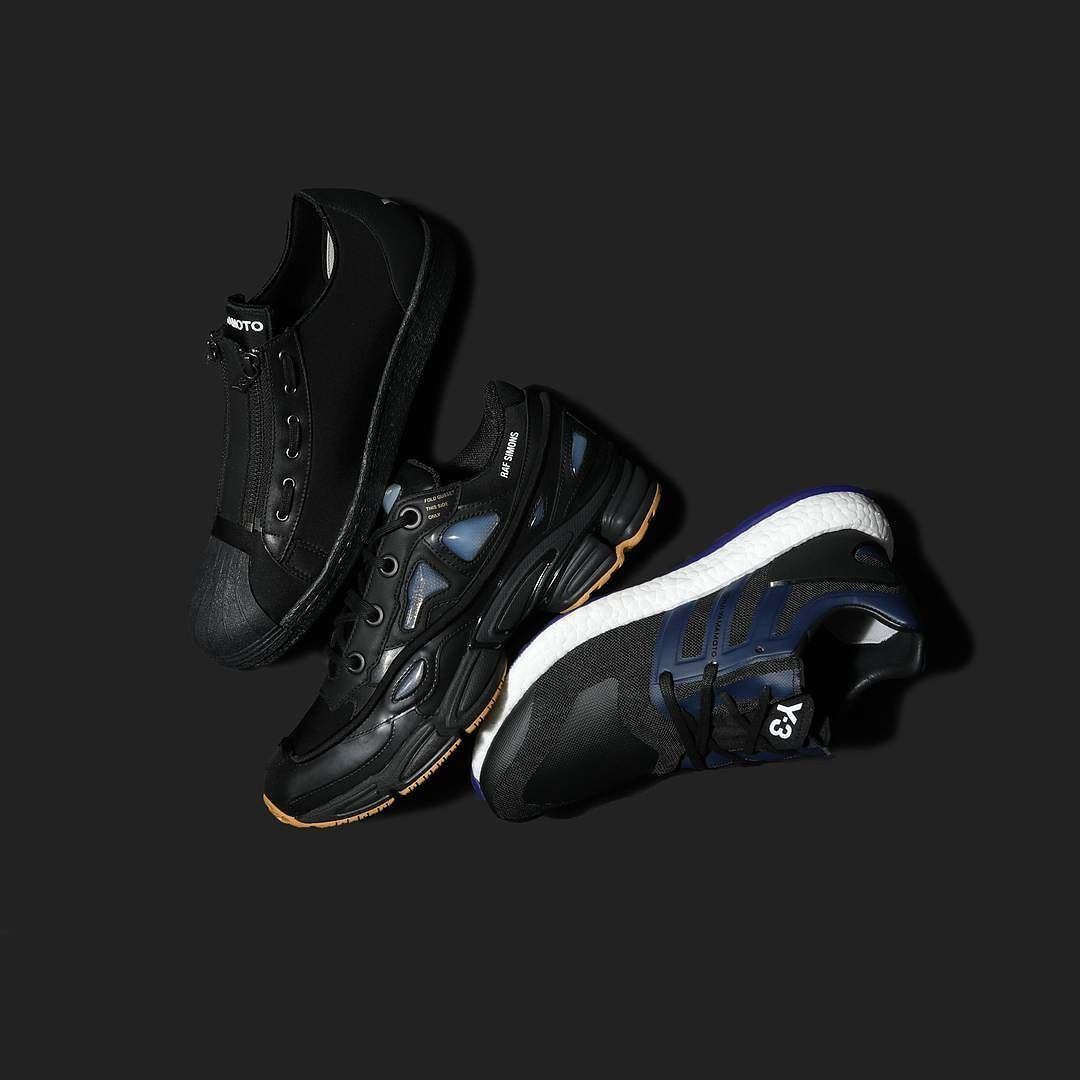 new arrivals from Raf Simons x Adidas