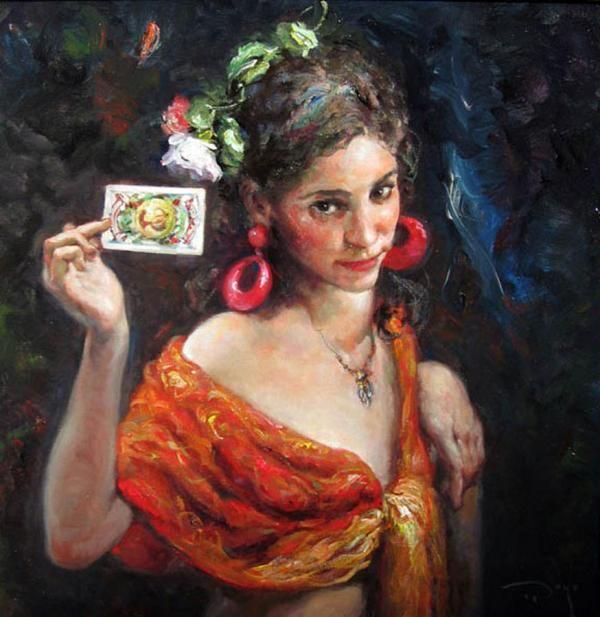 Figurative Paintings 14 Figurative Paintings by Jose Royo