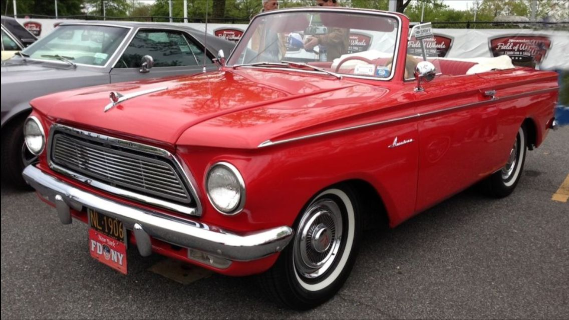 1961 Rambler American | Ramblers, Nash, AMC | Pinterest | Car stuff ...