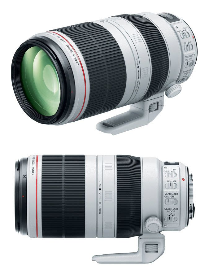 Canon Ef 100 400mm F 4 5 5 6l Is Ii Announced Planet5d Curated Digital Image News Shutter Speed Photography Dslr Photography Photography Camera