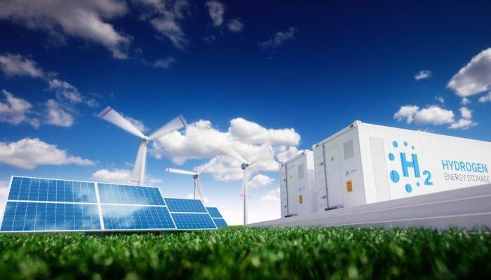 Plan para la fábrica fotovoltaica con hidrógeno más grande de Europa #alternativeenergy