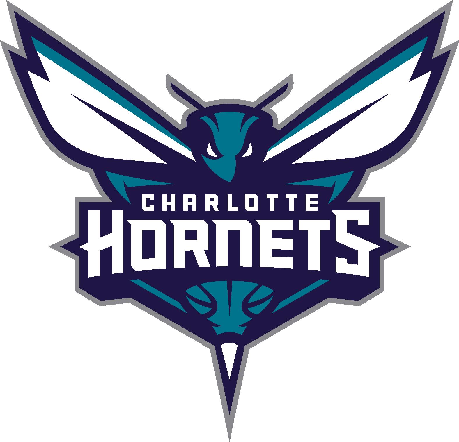 Charlotte Hornets Logo | Equipo de basquetbol, Avispón ...