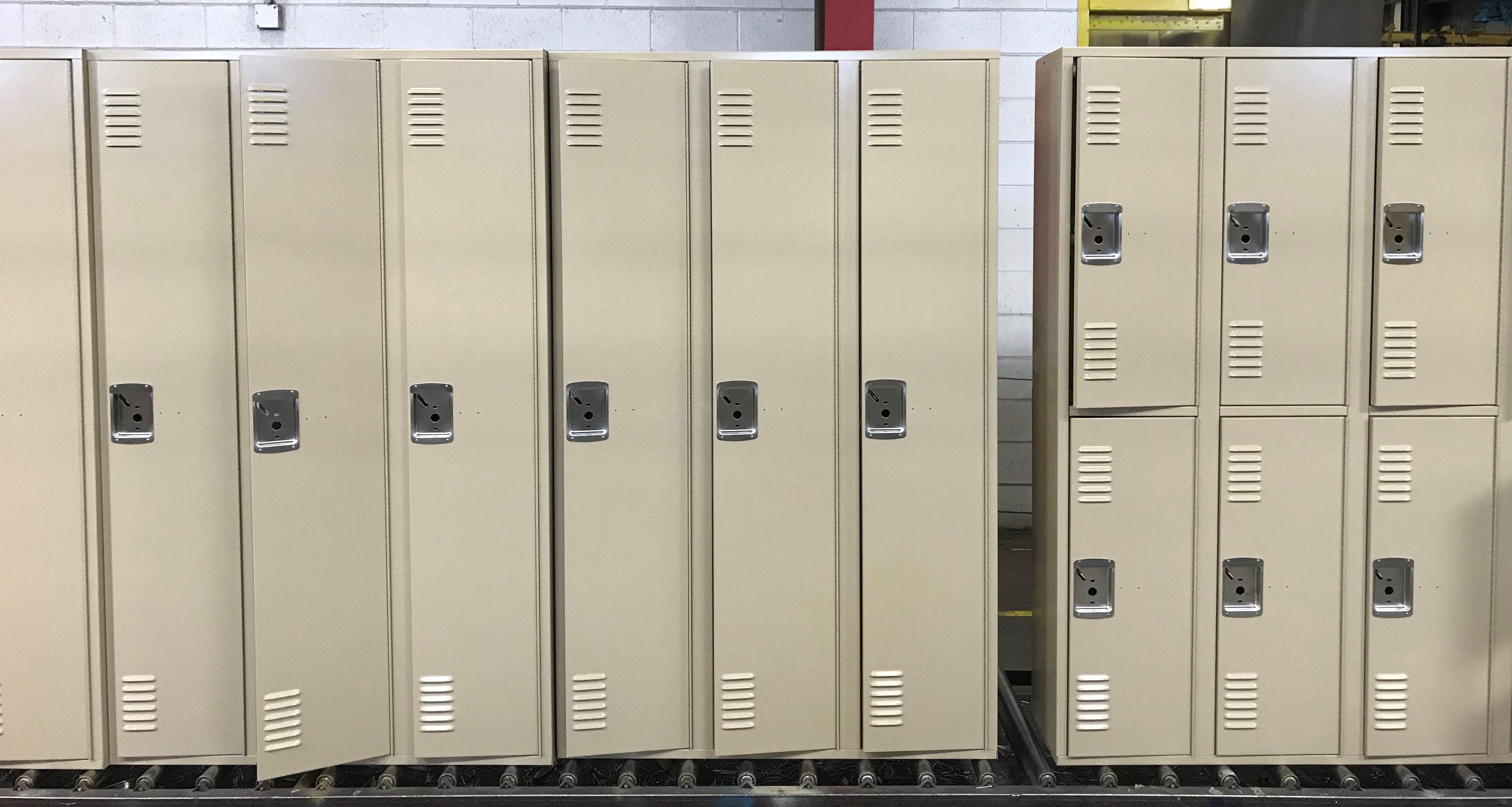 Pin By Debourgh All American Lockers On Northrop Hs Fort Wayne In Debourgh Lockers Locker Storage Lockers Storage