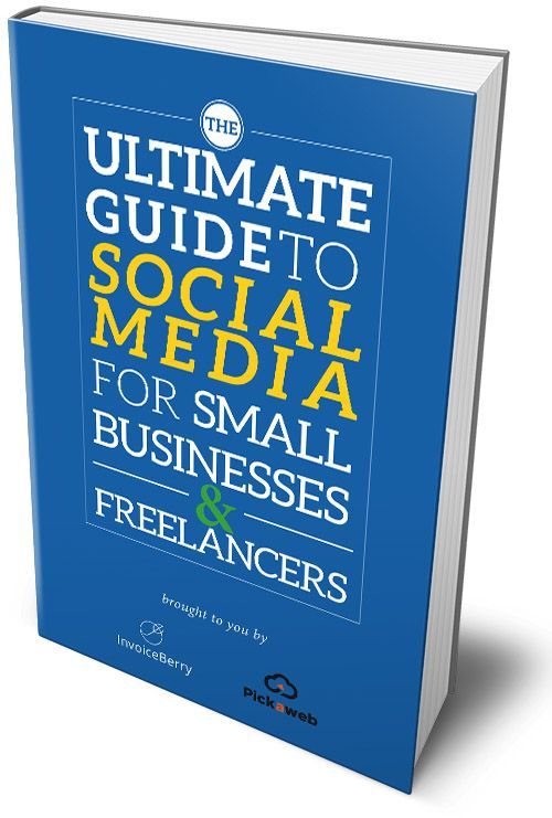 Free ebook The Ultimate Guide to Social Media for Small Businesses - business spreadsheets free