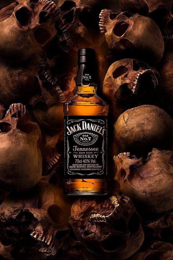 Jack Skull By Nicolas Gihr On 500px Jack Daniels Wallpaper Jack Daniels Bottle Jack Daniels