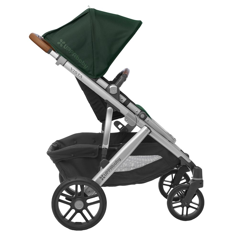 Uppababy Vista Pushcair 2017 Austin The Emerald Green Found On This