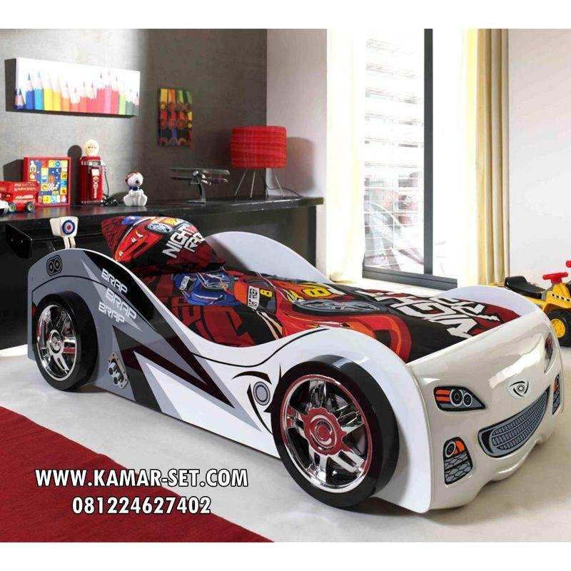 Tempat Tidur Anak Mobil Racing Sport Kids Tempat Tidur Anak Tempat Tidur Anak