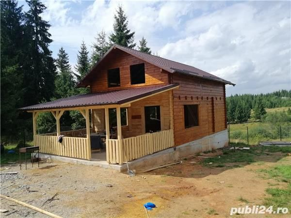 Case din lemn pret 5000 euro