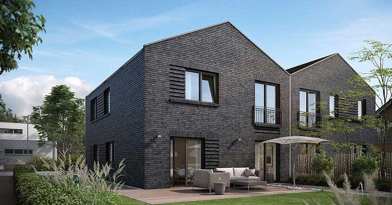 Viebrockhaus modernart d designed by prof b hirche for Haus bauen architekt