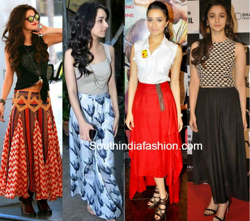 60d39ea70345f ... South India Fashion. bollywood actress in long skirts
