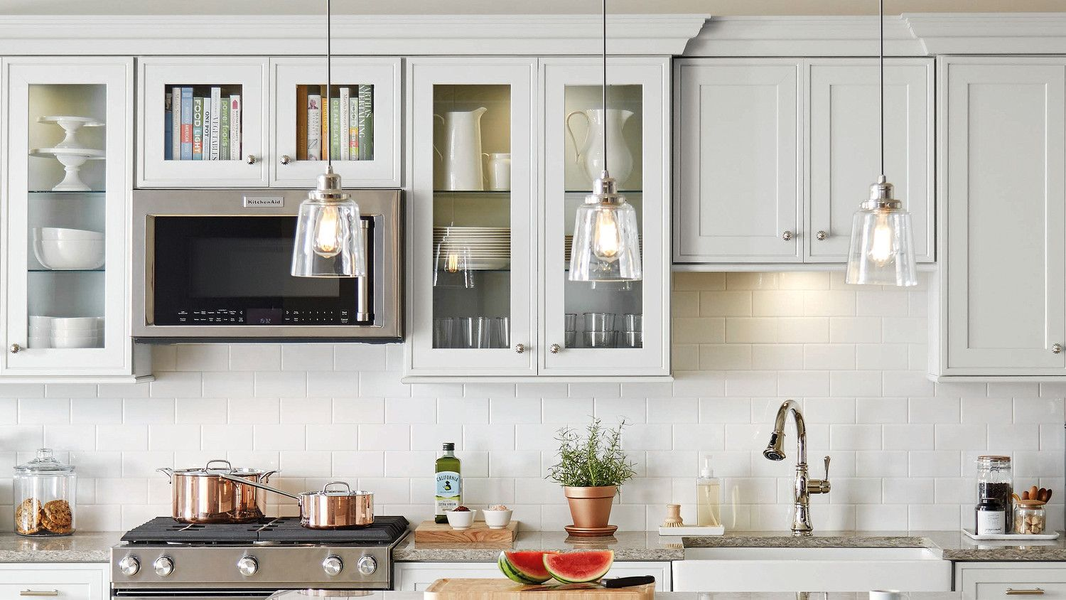 How To Paint Kitchen Cabinets Kitchen Remodel Home Improvement