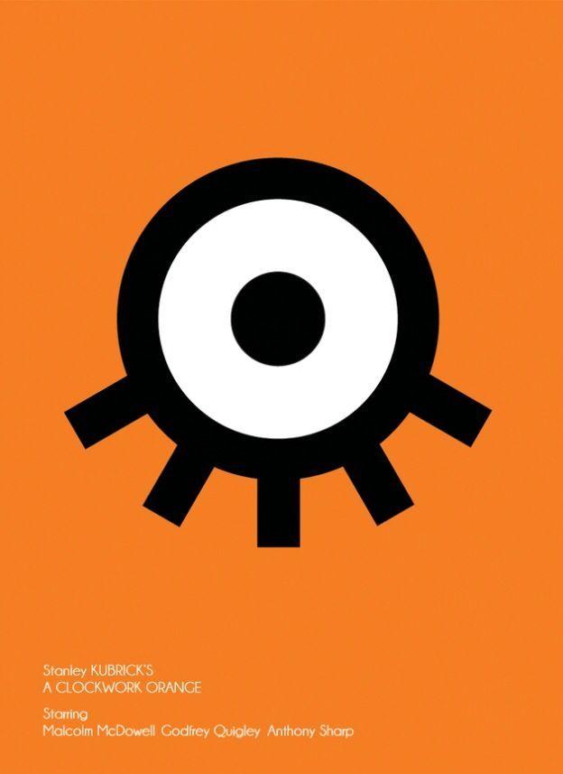 Laranja Mecânica (A Clockwork Orange, 1971)