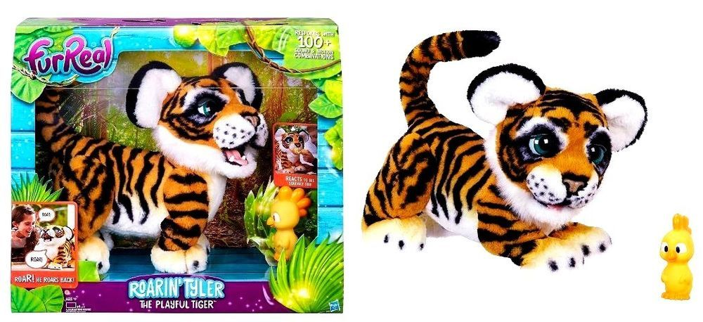 Fur Real Roarin Tyler Hasbro Hasbro Hot Toys Tyler Fur Real Friends