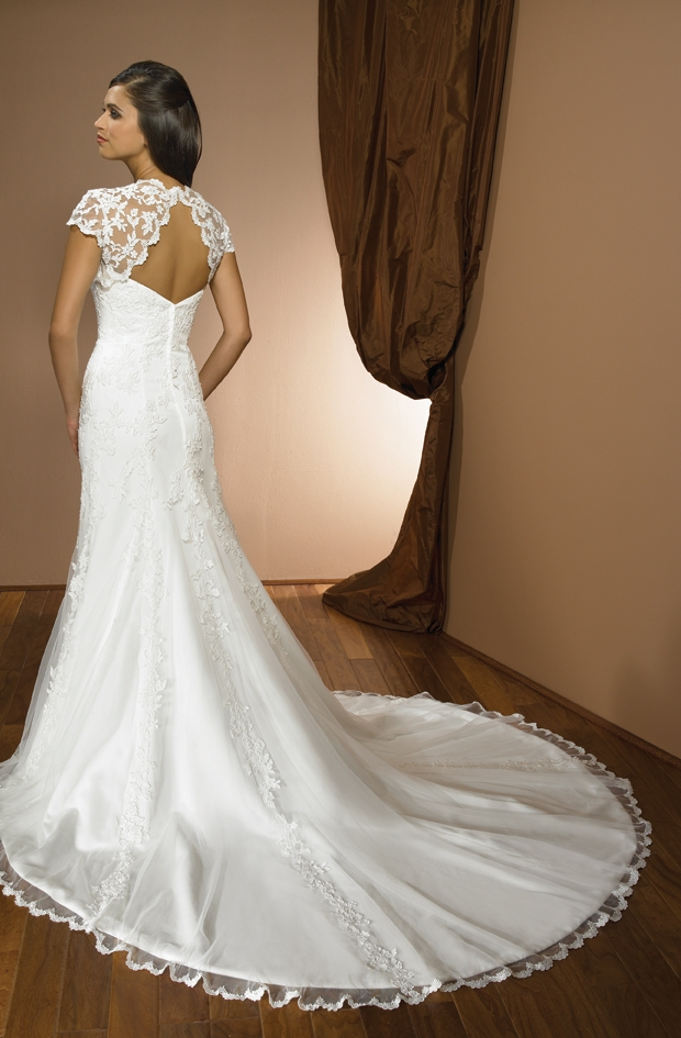 Try adding lace accents to your wedding day style to incorporate ...