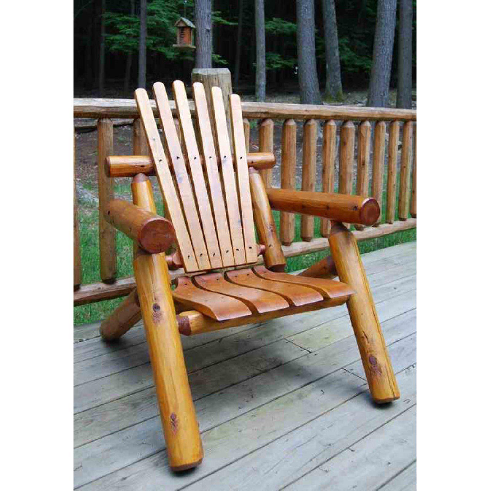 Heavy Duty Sun Lounger, Outdoor Briar Hill White Cedar Adirondack Chair Wood Adirondack Chairs Adirondack Chairs Rustic Furniture