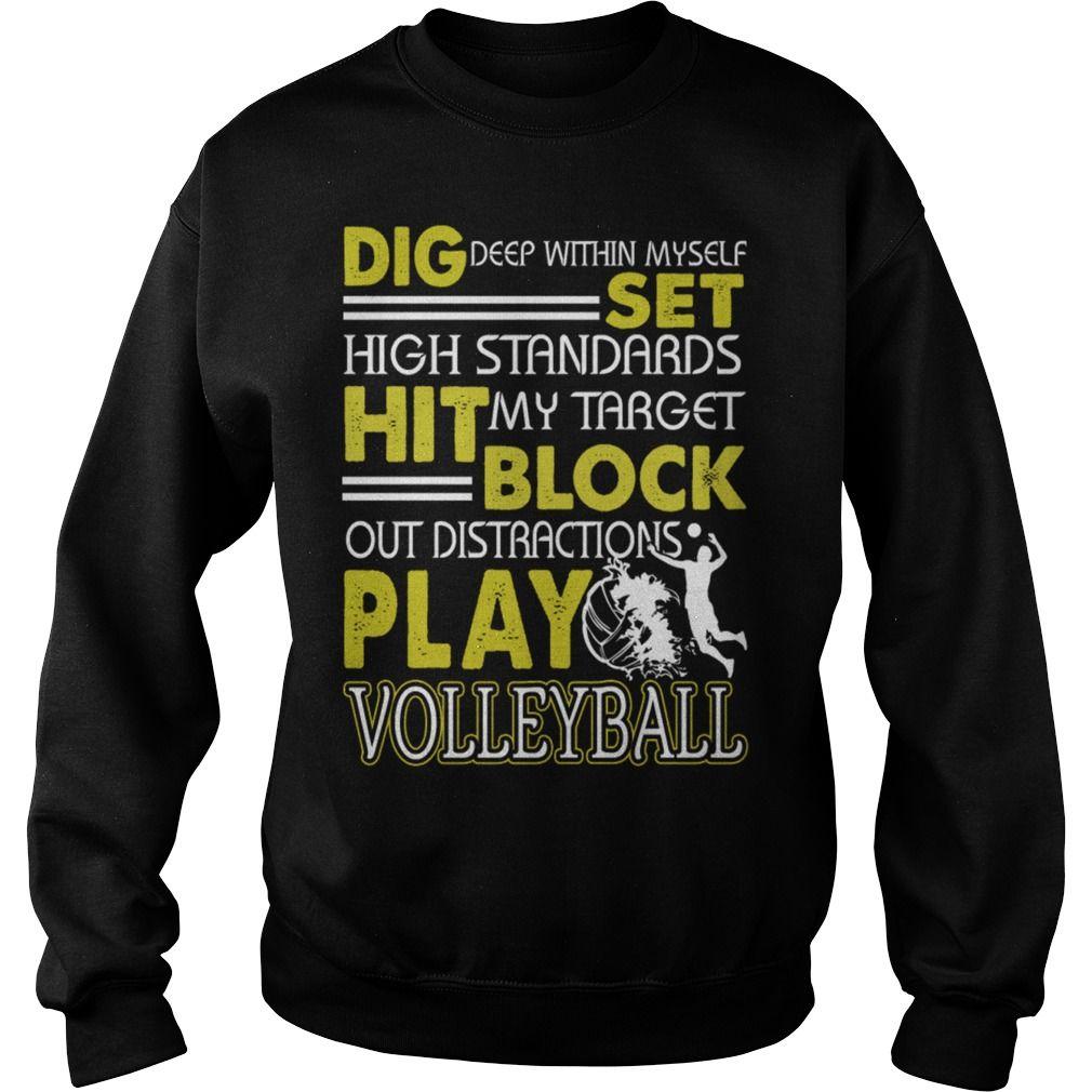 Cool Volleyball Sweatshirt Best Volleyball Design Horse T Shirts T Shirts For Women