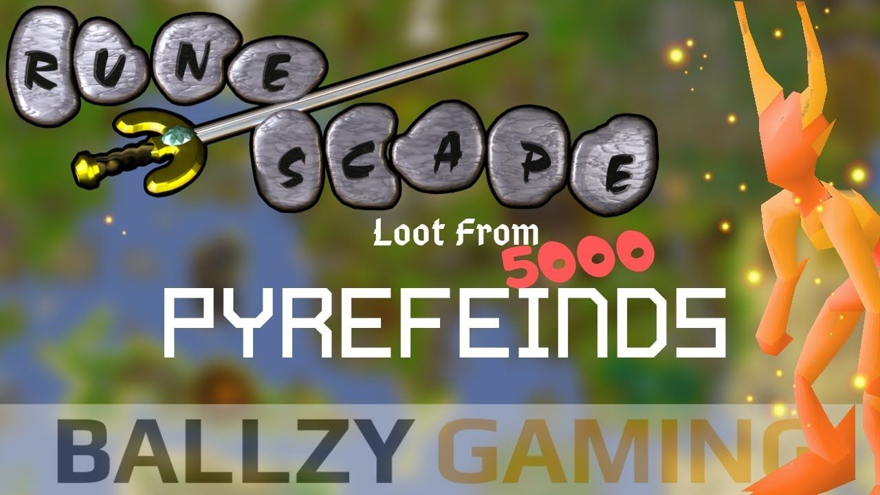 Old School Runescape Loot From 5000 Pyrefiends Old School Runescape Loot School Pyrefiends are slayer monsters that require level 30 slayer to kill. pinterest