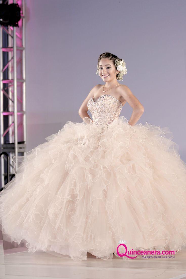 Vestidos de xv años estilo princesa (15 | Fiestas de quinceañeras ...