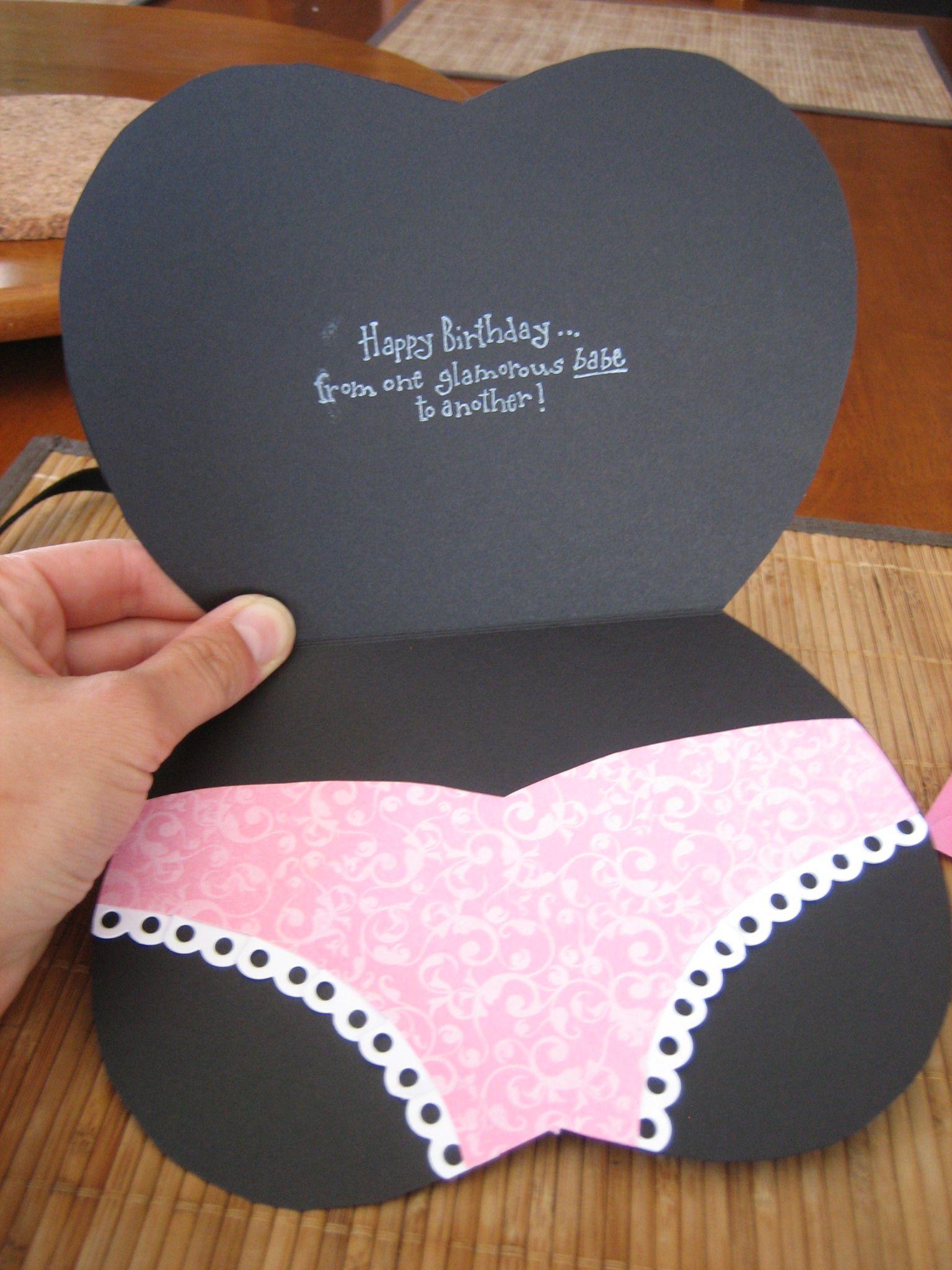 greeting cards bikinis Girls