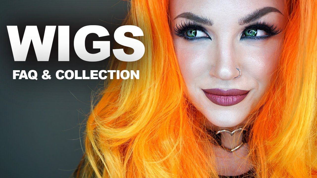 Wig Storage This Video By Glam And Gore Discusses Proper