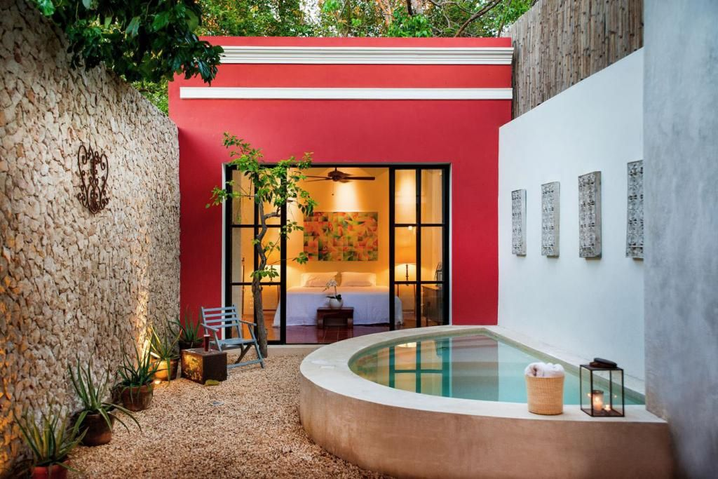 stylish and contemporary mexican exterior design ideas for - Mexican Interior Design Ideas