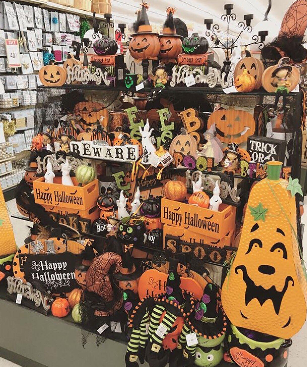 Halloween 2018 At Hobby Lobby Hobby Lobby Christmas Halloween Halloween 2018