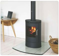 Gas Fireplace Freestanding   Google Search
