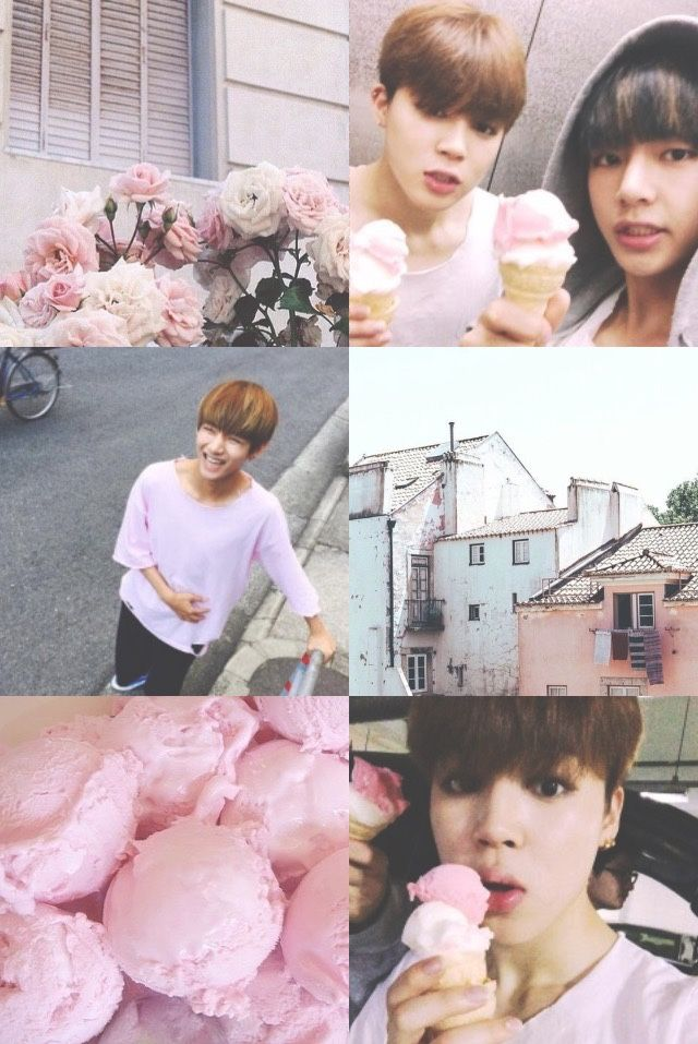 Cute Pastel Wallpaper For Pc Bts Aesthetic Tumblr Aesthetic And Tumblr Bts Vmin
