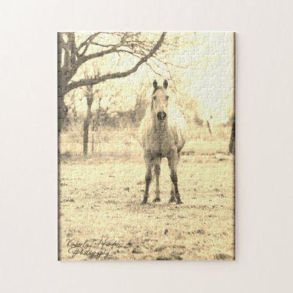 Lena Jigsaw Puzzle - horse animal horses riding freedom