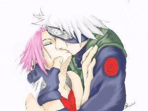 Kakashi Naruto Shippuden Characters Sakura And Sasuke