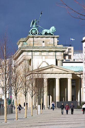 Brandenburger Tor Brandenburger Tor Berlin Geschichte Stadt