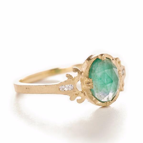 Mia Diamonds 14k White Gold 6x4mm Oval Rhodolite Garnet Earrings