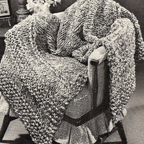 Cc 187 B 686 Stripe Pattern Afghan This Pattern Contains