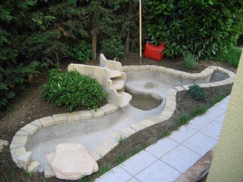 Bassin de jardin d finition illustr e jardin kiosque for Jardin meaning