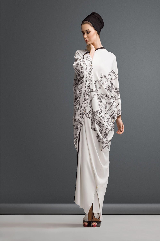 5be034d24d2 beautiful white kashmiri design embroidered abaya