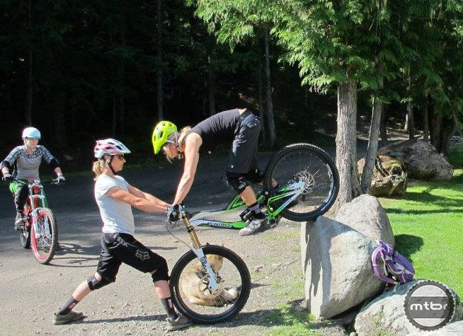 How To Building Strength For Mountain Biking Mountain Biking Bike Training Mtb Bike