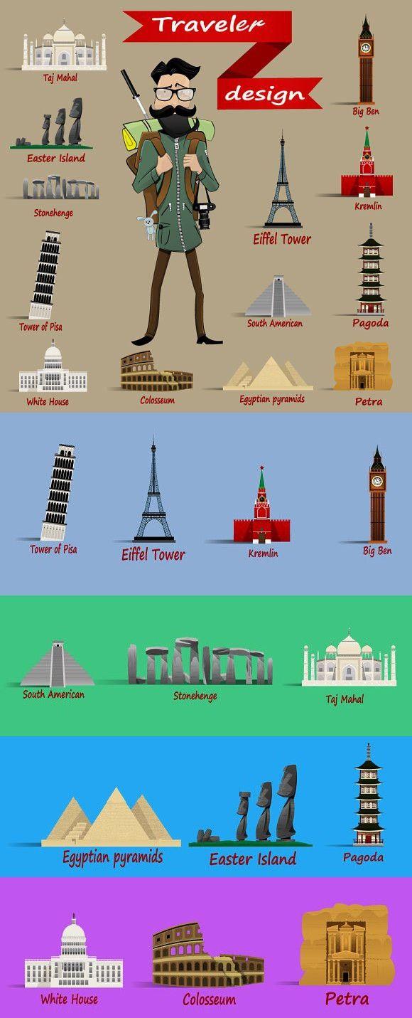 Travel Icon Icons