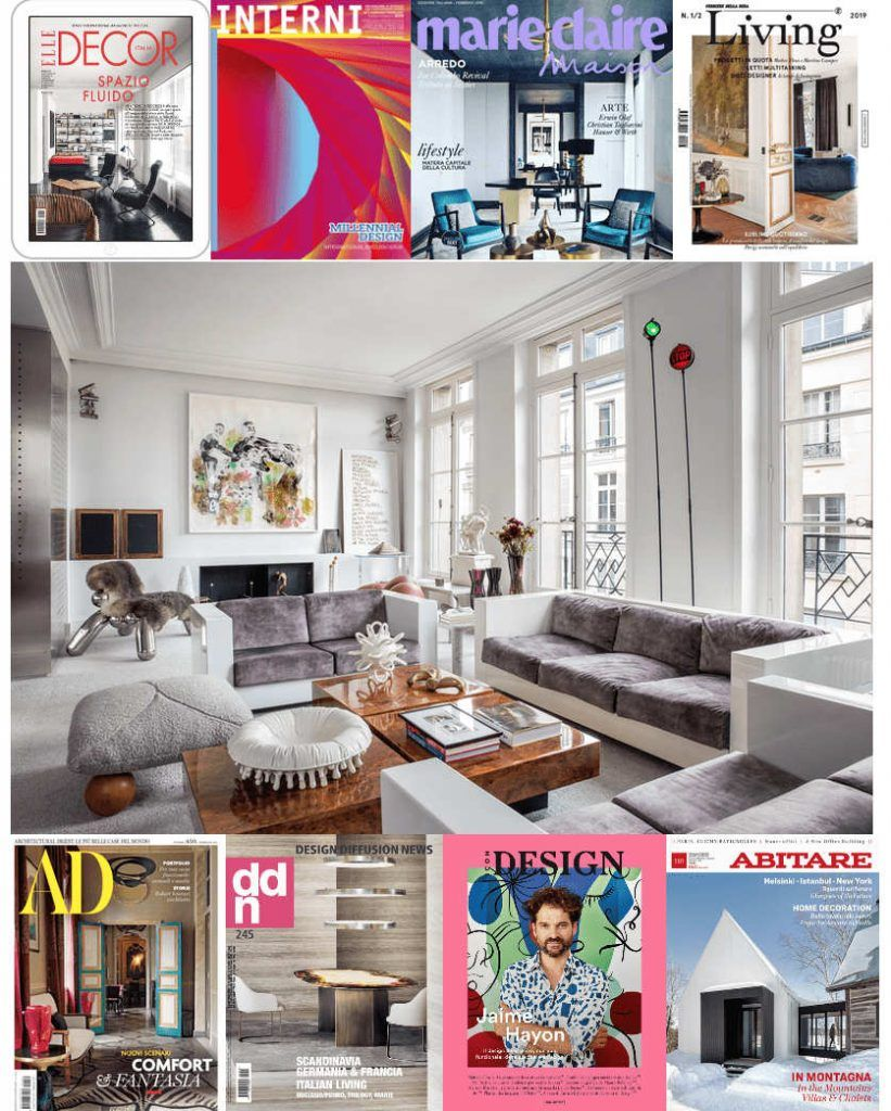 Top Italian Design and Interiors Magazines to read now  #italiandesign #interiormagazine #italianstyle