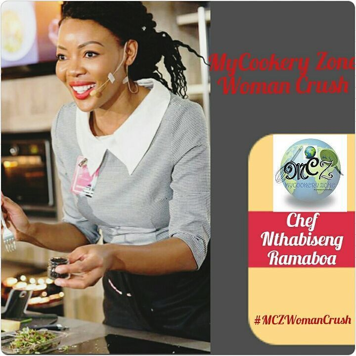 Chef Nthabiseng Ramaboa @chef_nti is #MCZWomanCrush for this #FoodyWednesday.  Chef Nti is popular for celebrating South Africas culinary heritage with her dishes. She has made it part of her narrative to share new ways of enjoying traditional favourite food. She posses this electrifying and youthful energy when it comes to food preparation.  Chef Nti is an exceptional businesswoman with a challenging schedule. Busy career-driven men and women who desire their meals to be both…