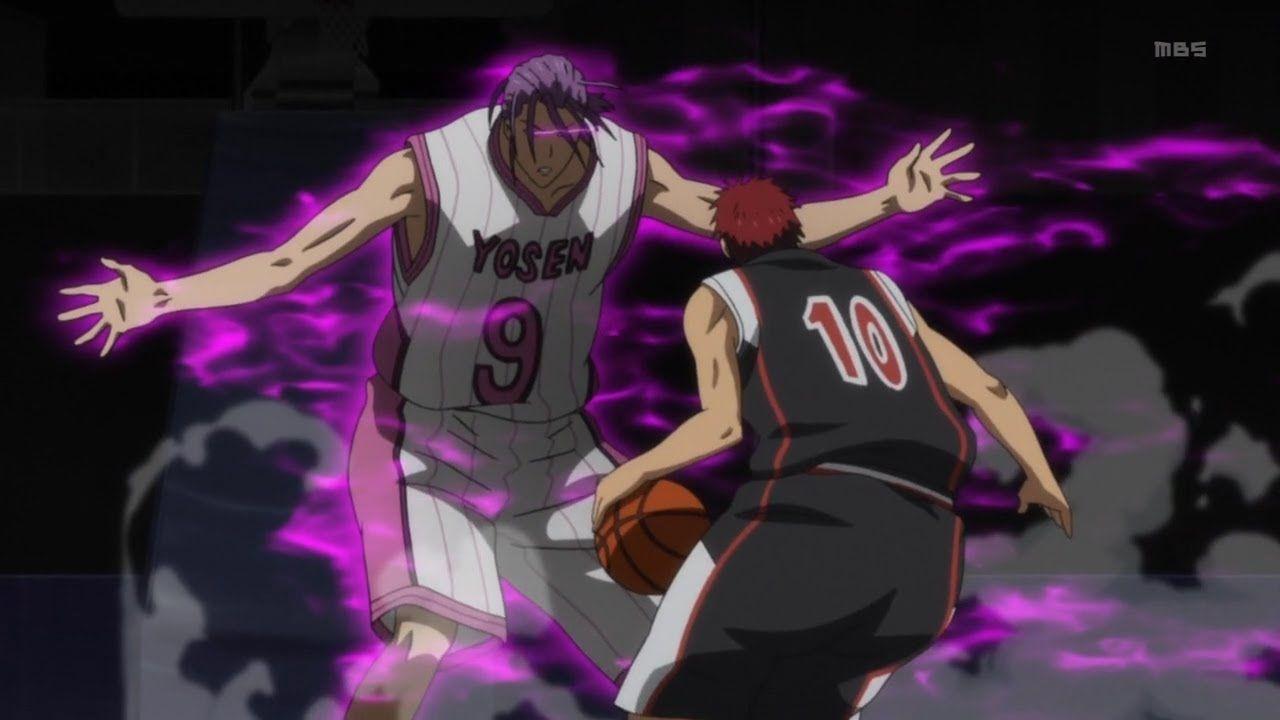 (Kuroko no Basket) AMV Murasakibara - Survive by Rise Against