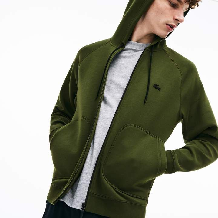 super popular 48aed 61a99 Lacoste Men's Motion Fleece Sweatshirt | Products in 2019 ...