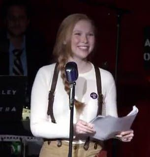 Castle Bonus Clip: Molly Quinn Performs Live at the Thrilling Adventure Hour (VIDEO)